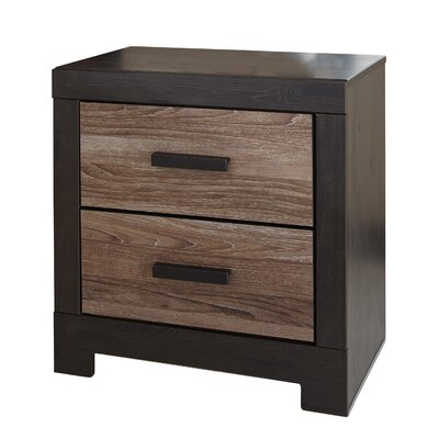 Harlinton 2 Drawer Nightstand by Signature Design by Ashley