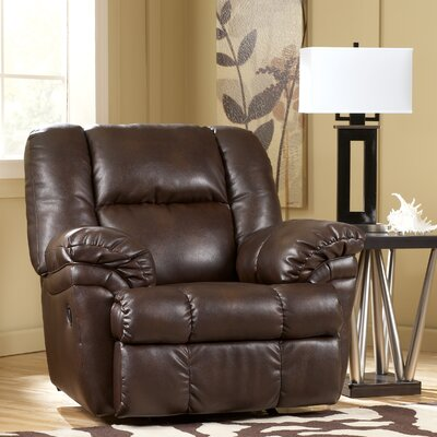 Signature Design by Ashley Holt  Chaise Recliner