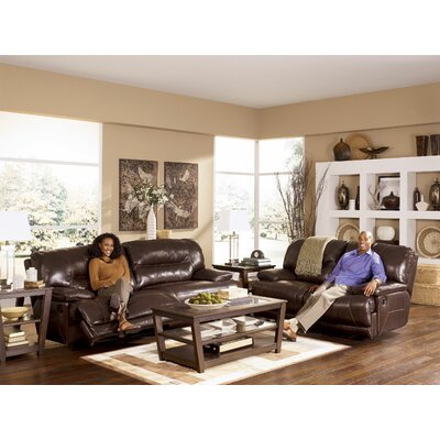 Signature Design by Ashley Venice 2-Seat Reclining Living Room Collection