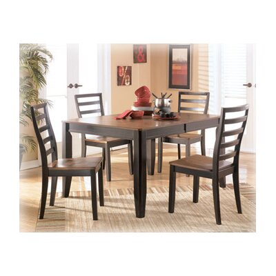 Signature Design by Ashley Barlow 5 Piece Dining Set