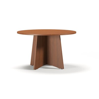 Mayline Group Brighton Series 4' Circular Conference Table