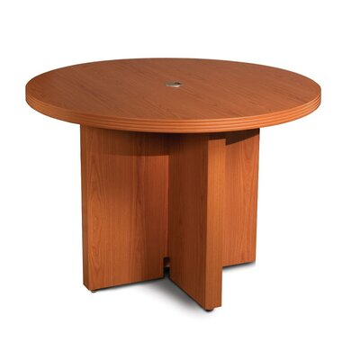 Mayline Group Aberdeen Series 3.5' Circular Conference Table