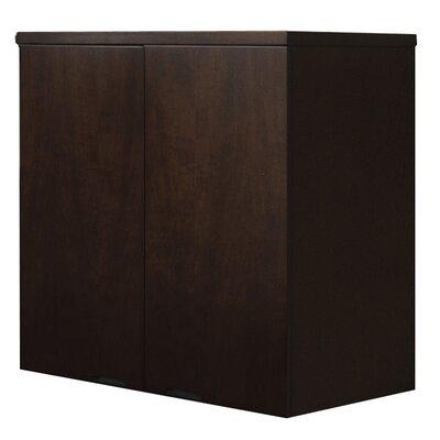 Mira Series 2 Door Storage Cabinet by Mayline