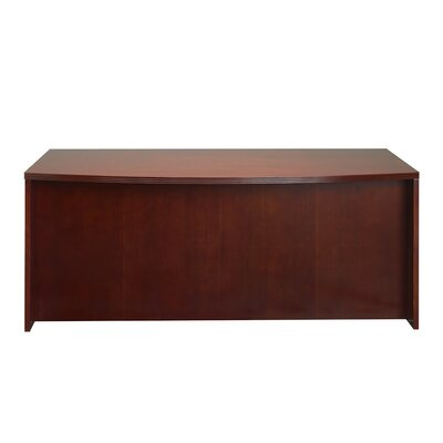 Mayline Group Luminary Series Desk Shell