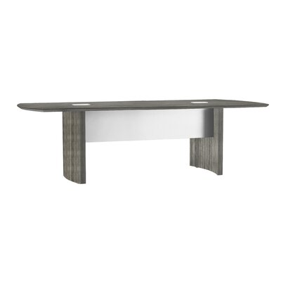 Medina Series Curved End Conference Table by Mayline