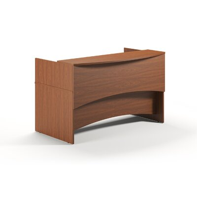 Mayline Group Brighton Series Rectangular Reception Desk