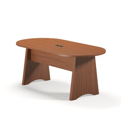 Mayline Group Brighton Series Oval Conference Table