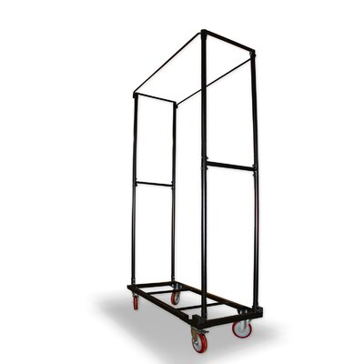 """Mayline Group Event Series 5000FC 74.75"""" x 44"""" x 19"""" Chair Dolly"""