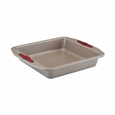Signature Bakeware Square Cake Pan by Paula Deen