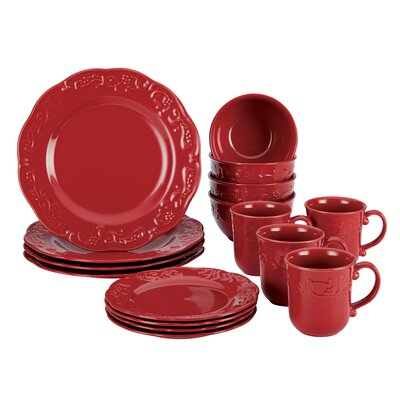 Signature Spiceberry Dinnerware Collection by Paula Deen
