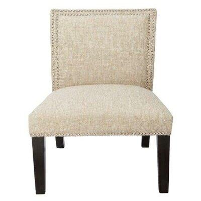 Burnett Slipper Chair by 4D Concepts