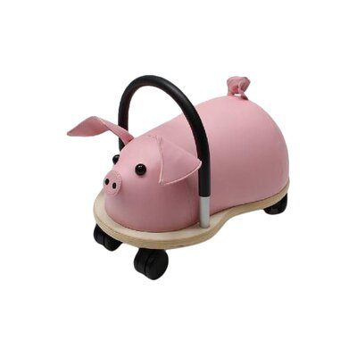 Wheely Bug Pig Push/Scoot Ride-On by Prince Lionheart