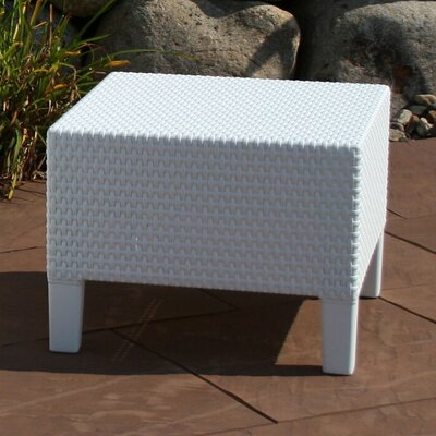 Cielo Ottoman with Cushion by Strata Furniture