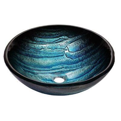Ladon Glass Vessel Sink Product Photo
