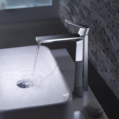 Exquisite Single Handle Vessel Faucet Product Photo