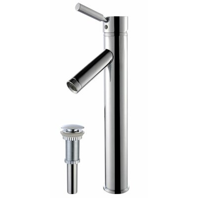 Sheven Single Hole Bathroom Faucet with Single Handle Product Photo