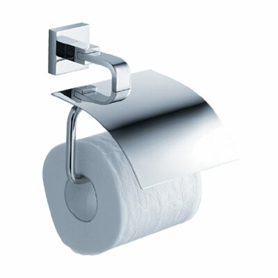 Kraus Aura Wall Mounted Tissue Holder with Cover