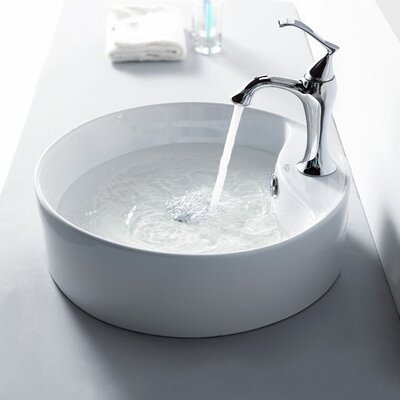 Bathroom Combos Single Hole Ventus Faucet with Single Handle Product Photo