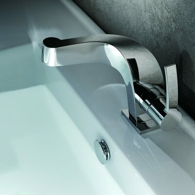 Bathroom Combos Single Hole Typhon Faucet with Single Handle Product Photo