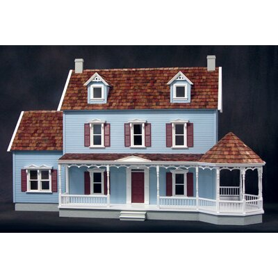 Maple Hill Dollhouse by Real Good Toys