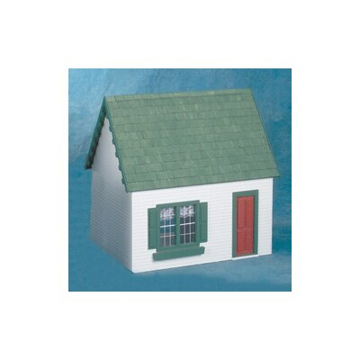 Junior Series Cape Cottage Jr. Dollhouse by Real Good Toys