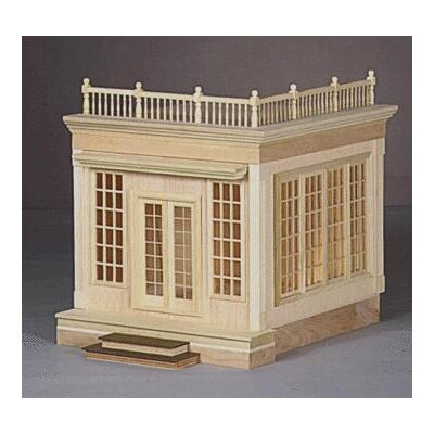 New Concept Additions and Porches Dollhouse Foxhall Conservatory by Real Good Toys