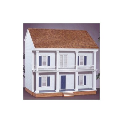 New Concept Dollhouse Kits Mulberry Dollhouse by Real Good Toys