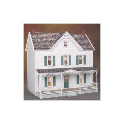 New Concept Dollhouse Kits Vermont Farmhouse Dollhouse by Real Good Toys