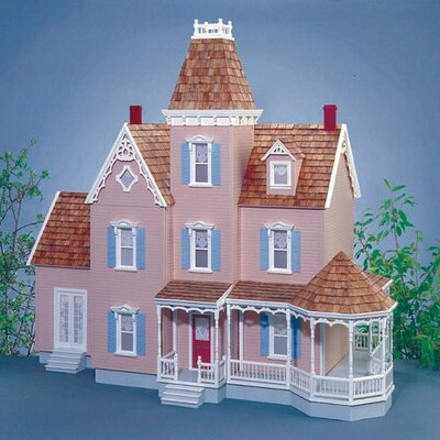 New Concept Dollhouse Kits Northview Dollhouse by Real Good Toys
