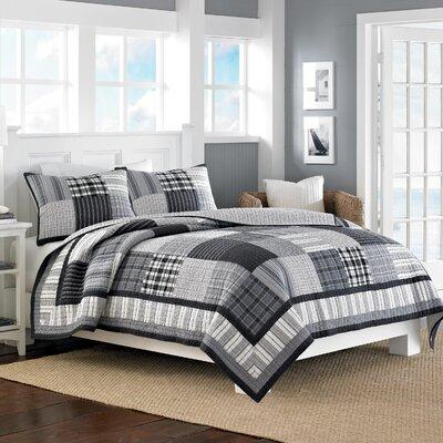 Gunston Cotton Reversible Bedding Collection by Nautica