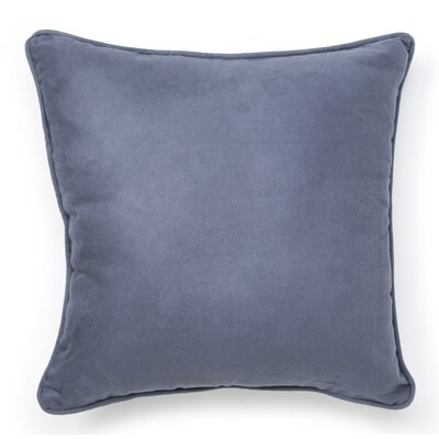 Premium Suede Arctic Square Pillow (Machine Washable) by Siscovers