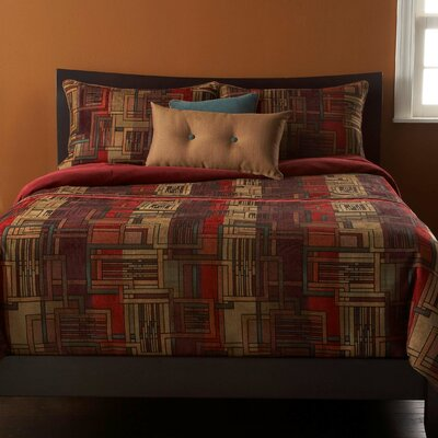 Arts and Crafts Duvet Set by Siscovers