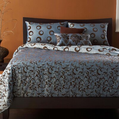 Riviera Duvet Set by Siscovers