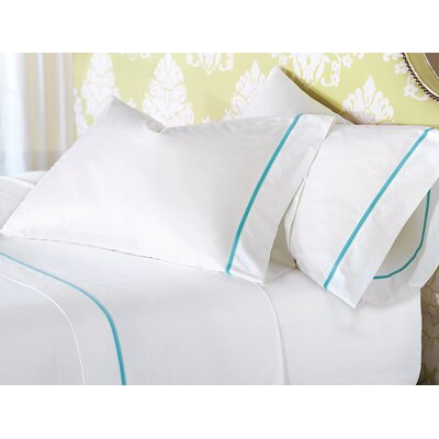 4 Piece Gala 200 Thread Count Sheet Set by Eastern Accents