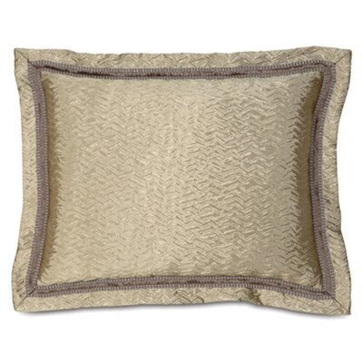 Marbella Sorel Alloy Standard Sham Bed Pillow by Eastern Accents