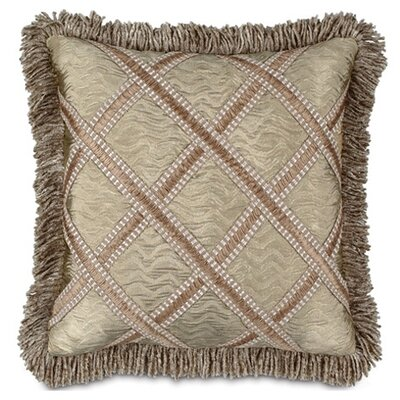 Eastern Accents Marbella Sorel Alloy Throw Pillow
