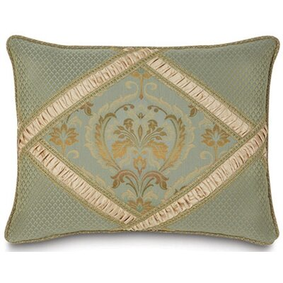 Winslet Diamond Sham Bed Pillow by Eastern Accents