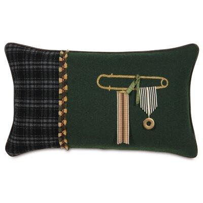 Eastern Accents MacCallum Gable Pine Lumbar Pillow