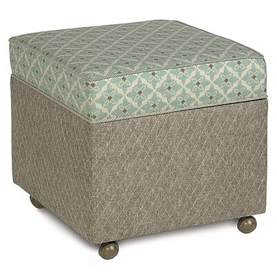 Avila Arlo Ice Cube Ottoman by Eastern Accents