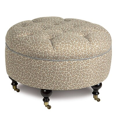 Eastern Accents Rayland Parrish Fawn Ottoman