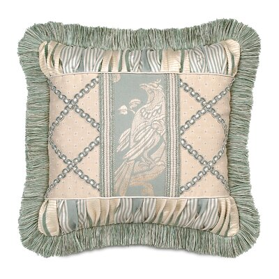 Carlyle Collage Throw Pillow by Eastern Accents