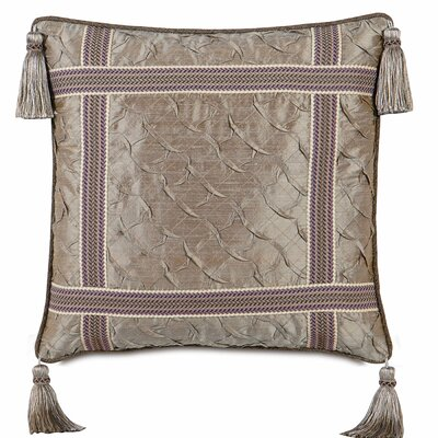 Mica Throw Pillow by Eastern Accents