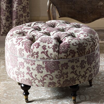 Eastern Accents Mica Ottoman