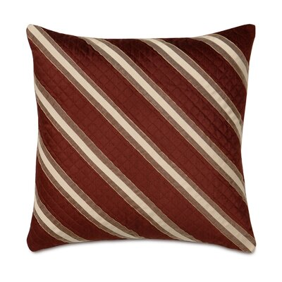 Eastern Accents Candy Cane Ribbon Candy Throw Pillow