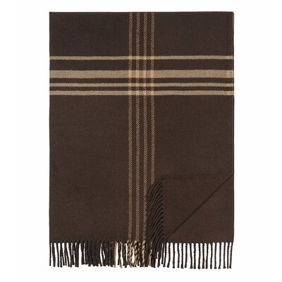 Euromat Cotton Blend Throw Blanket by Eastern Accents