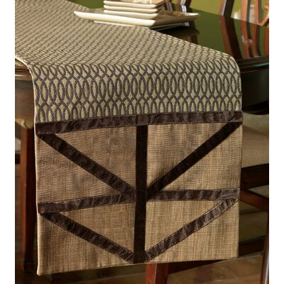 Sullivan Bothwell Harvest Ends Table Runner by Eastern Accents