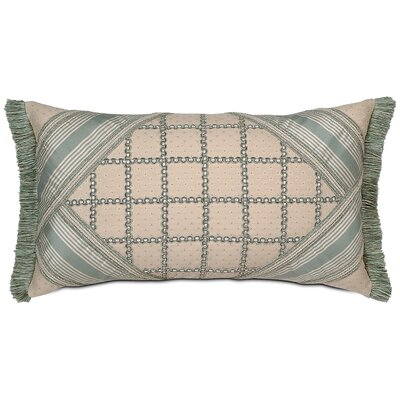 Carlyle Clervaux Collage Lumbar Pillow by Eastern Accents