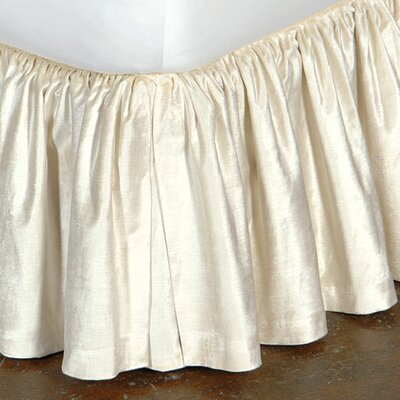 Lucerne Ruffled Bed Skirt by Eastern Accents