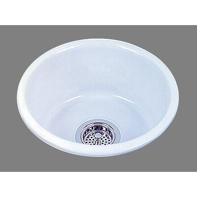 "Ceramics 14.5"" x 14.5"" Selena Bar Sink Product Photo"