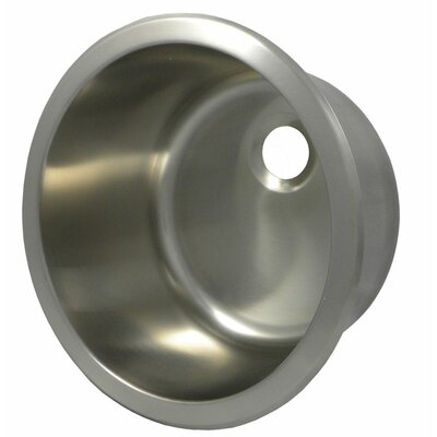 "13"" x 13"" Round Bar Sink Product Photo"